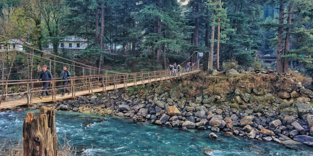 Places to Visit near Delhi on Weekend-kasol