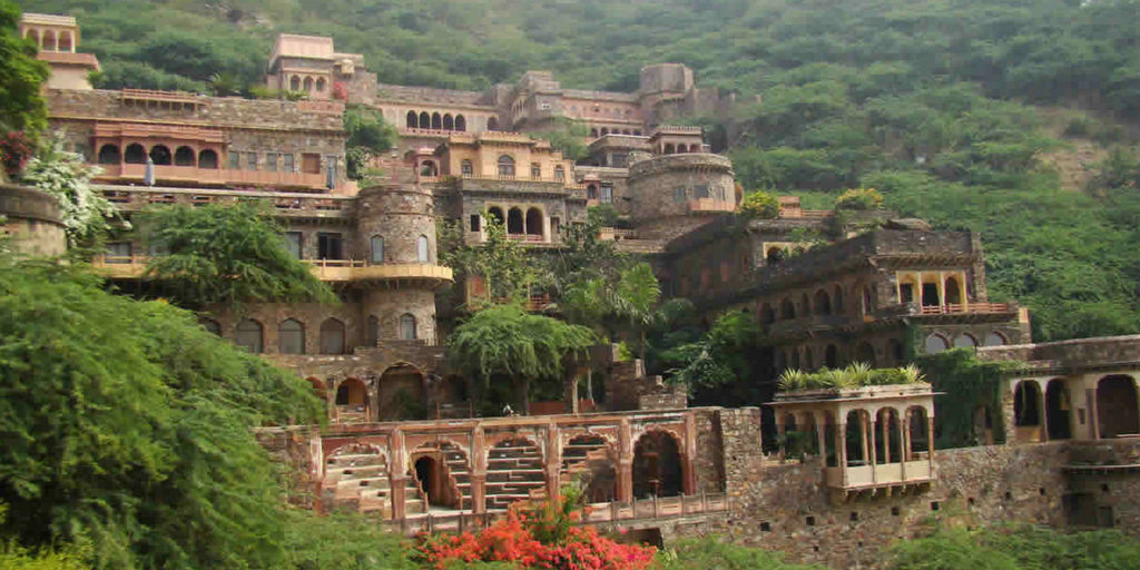 Places to Visit near Delhi on Weekend-Sohna Hill fort