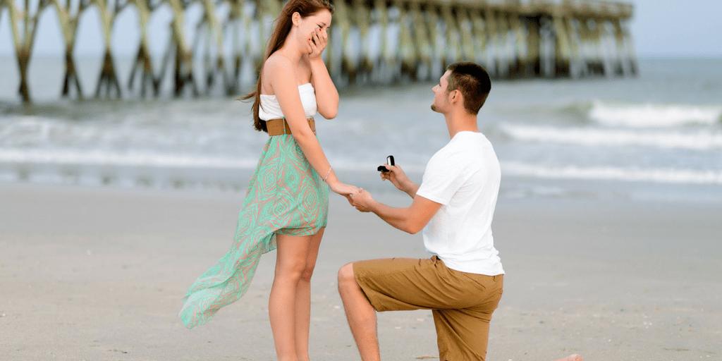 valentine's day-love proposal