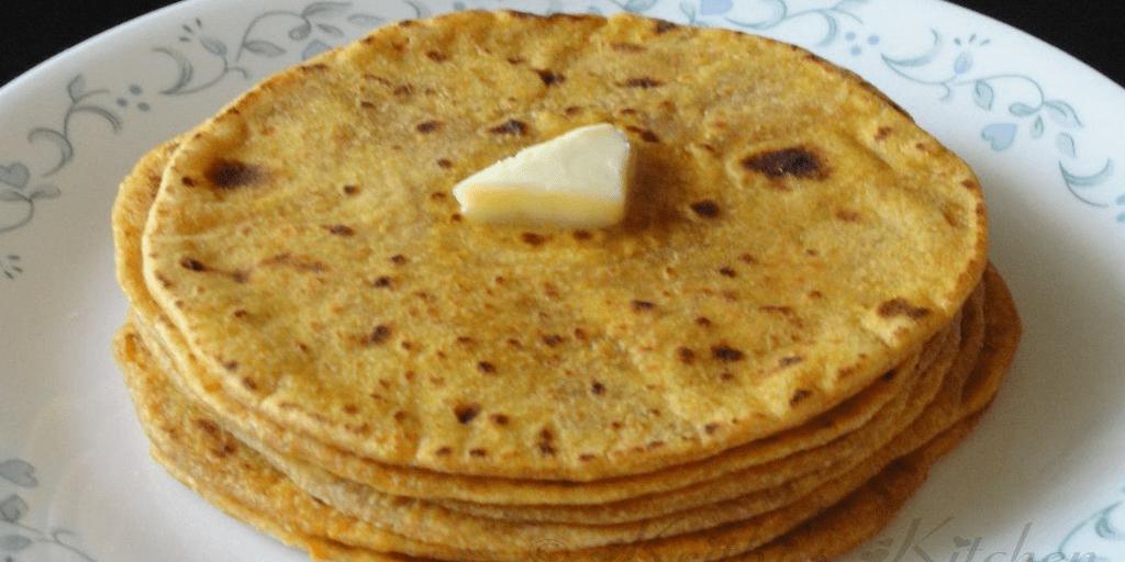 street food in Pune-Parathas