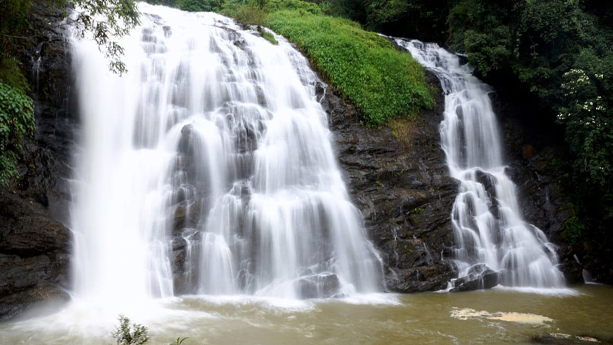Places to visit in Coorg in one day-Abbey Falls