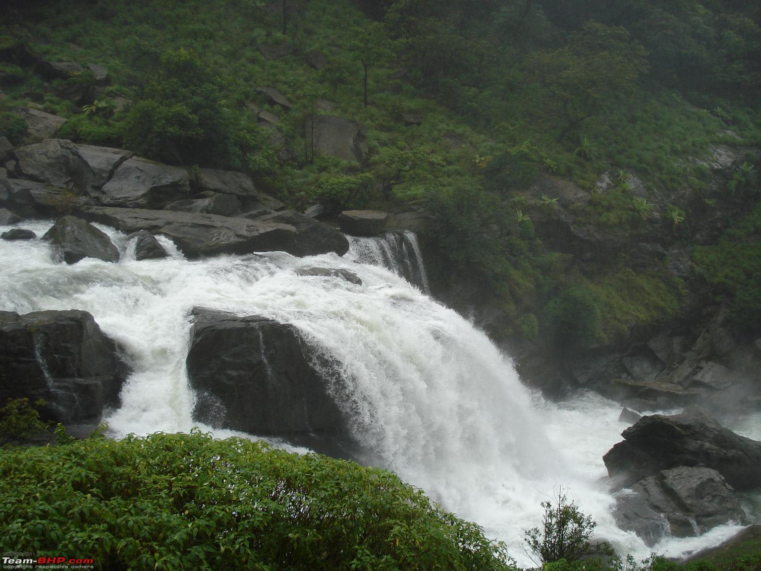 Places to visit in Coorg in one day-Mallali Falls
