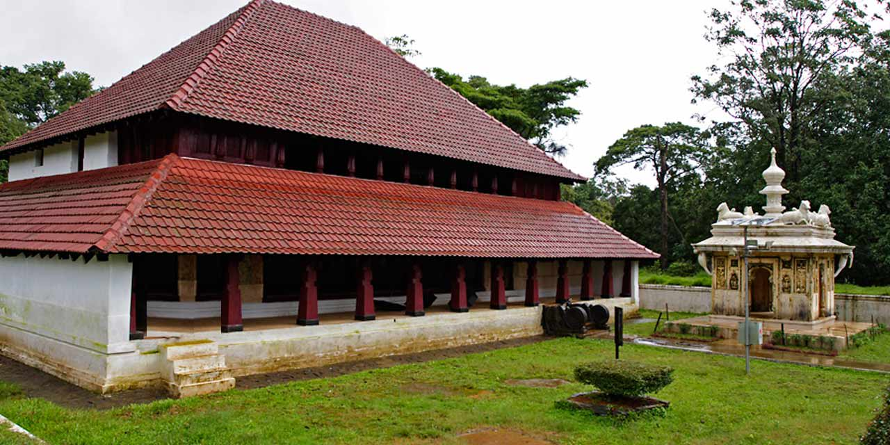 Places to visit in Coorg in one day-Nalknad palace