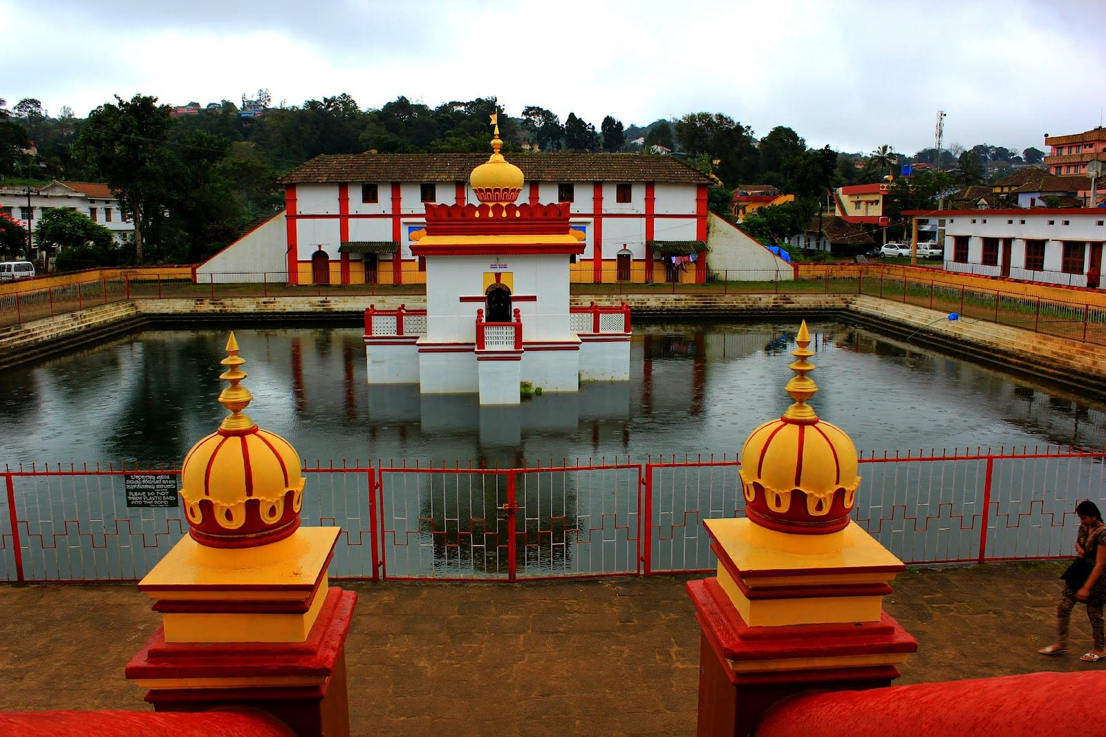 Places to visit in Coorg in one day-Omkareshwara temple