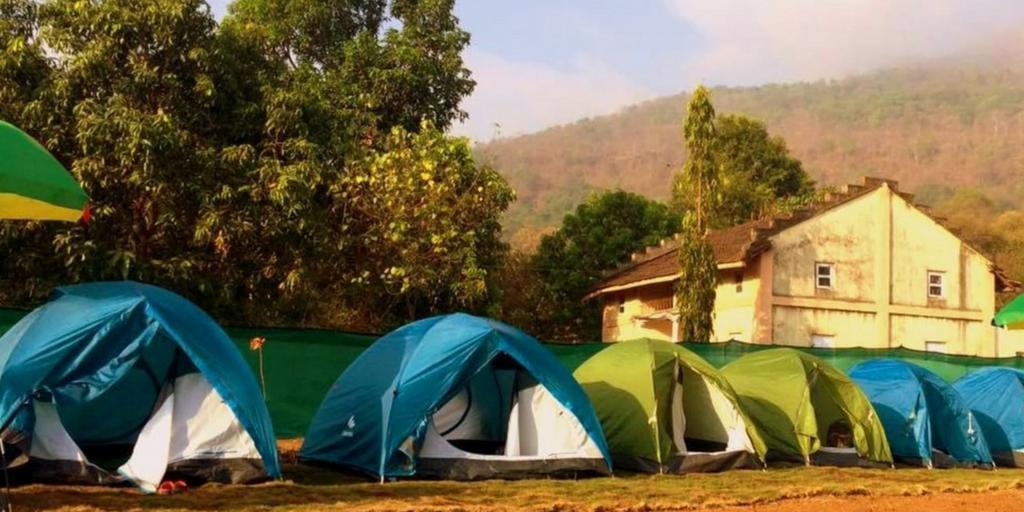 Camping near Mumbai-Palghar