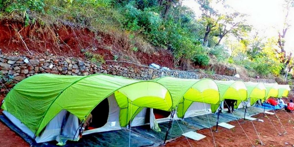 Camping near Mumbai-wai