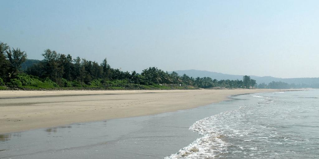 Camping near Mumbai-Kasid beach