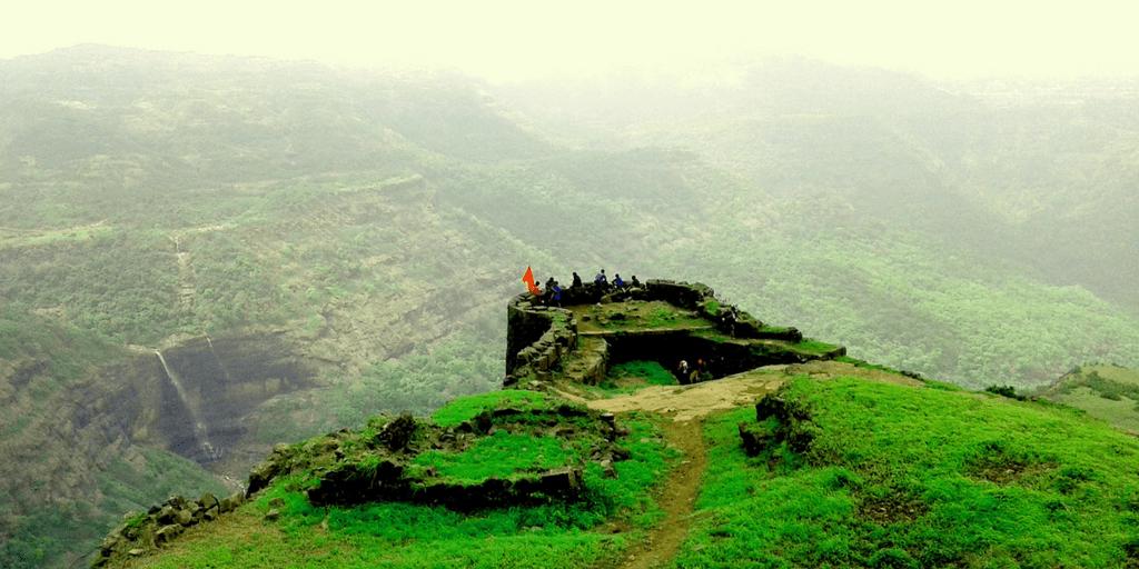 Camping near Mumbai-Rajmachi