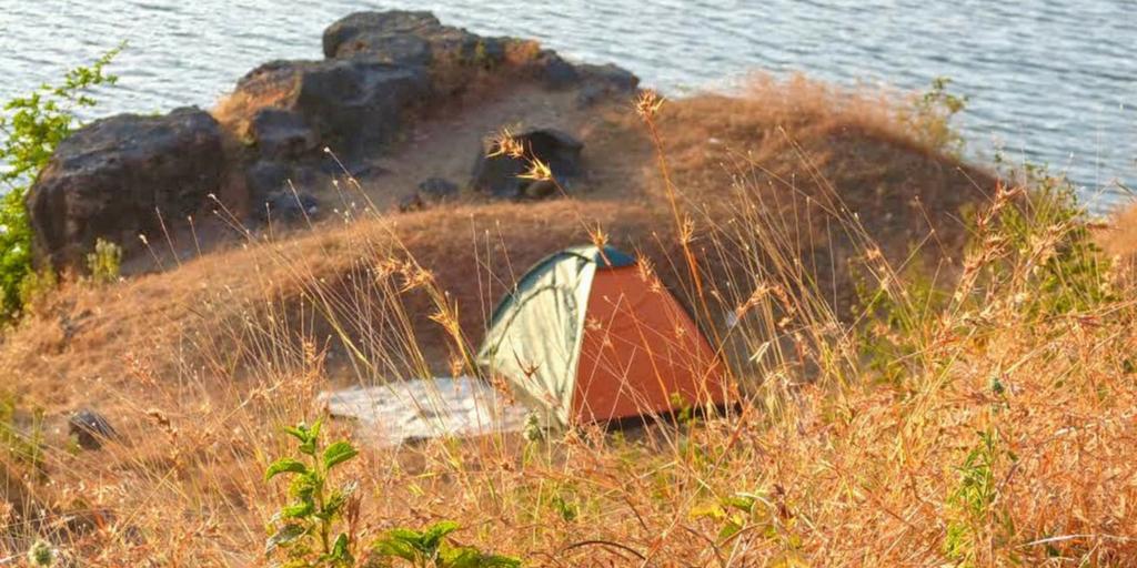 Camping near Mumbai-Mukne dam