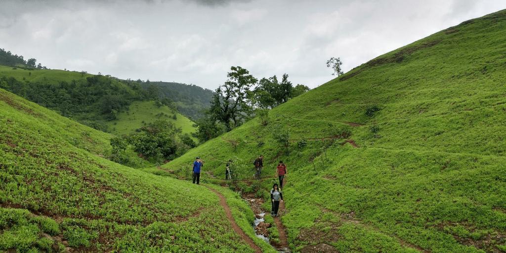 Camping Near Mumbai-Thakurwadi