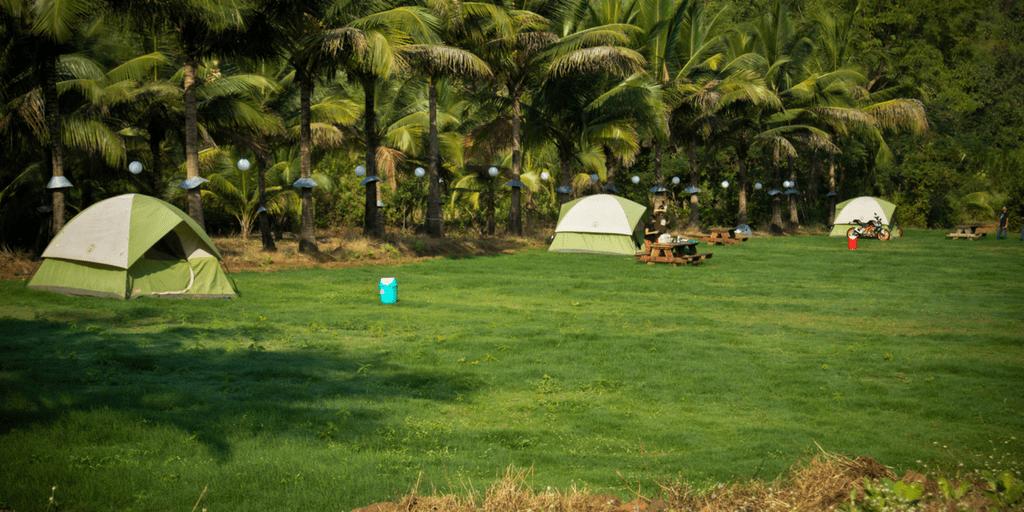 Camping near Pune-Karnala