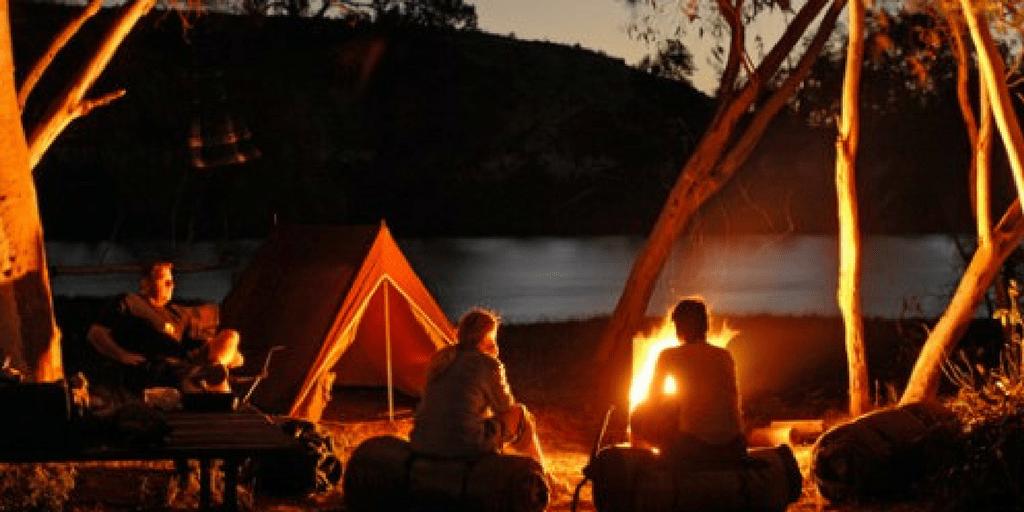 Camping near Pune-Khopoli