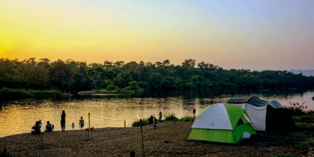 Camping near Pune-Vasind camping