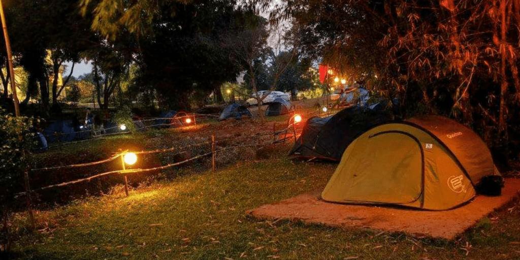 Camping near Pune-Uttan Camp