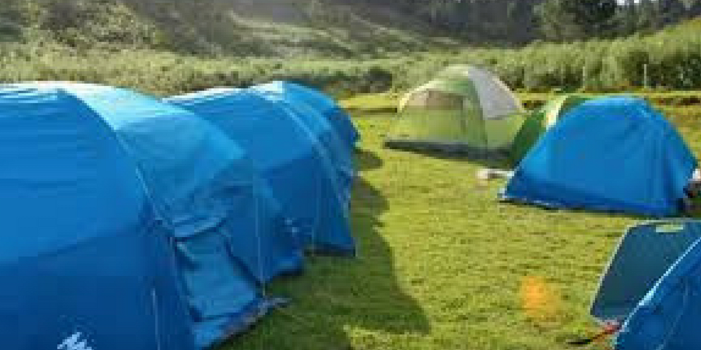 places to visit in Hyderabad in one day-Camping