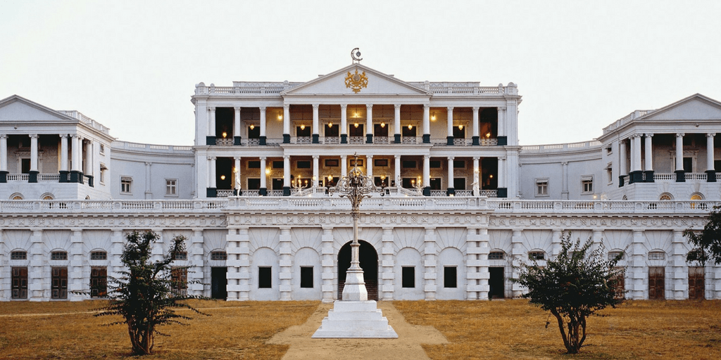 places to visit in Hyderabad in one day-Fakunama Palace