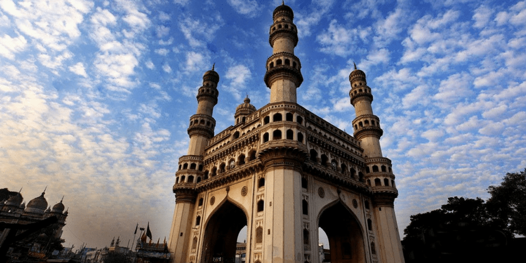 places to visit in Hyderabad in one day-Charminar