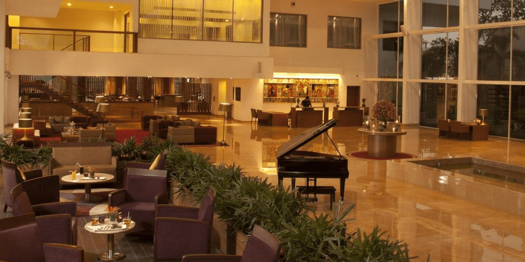 places to visit in Hyderabad in one day-Radisson blue Hote