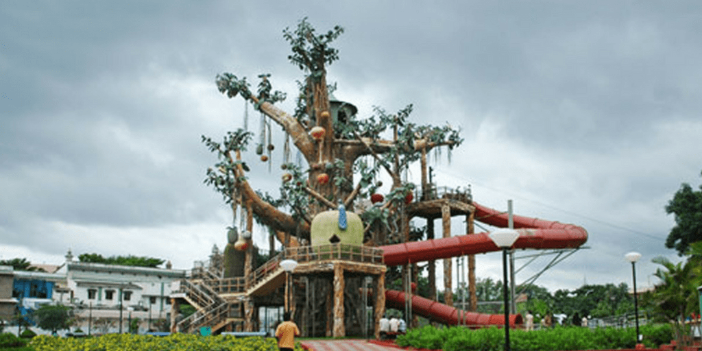 places to visit in Hyderabad in one day-NTR Gardens