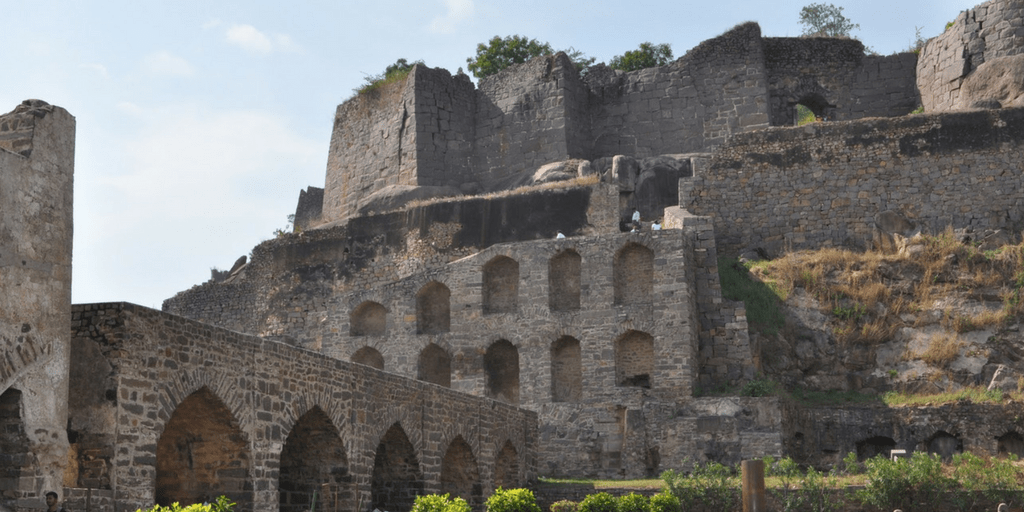 places to visit in Hyderabad in one day-Golkonda Fort