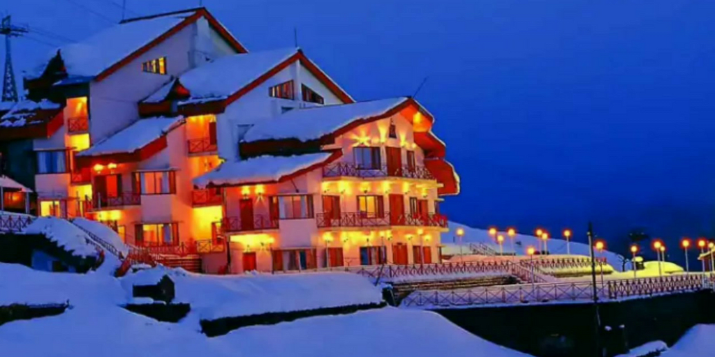 Best holiday Destinations In India-Auli