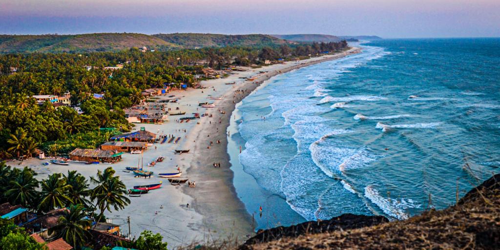 Best holiday Destinations In India-Arpora