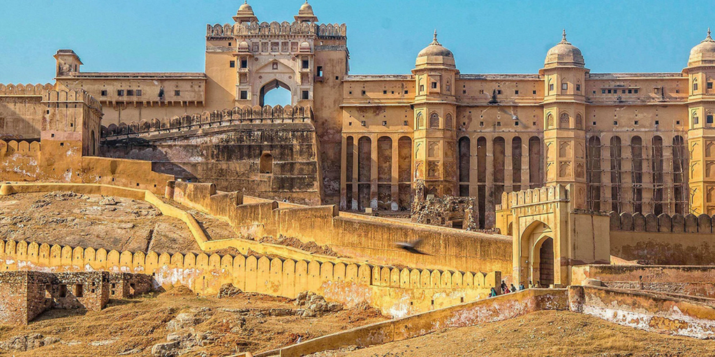 Best holiday Destinations In India-Jaipur