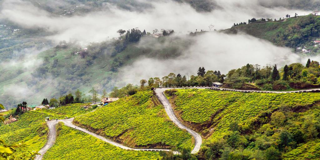Best holiday Destinations In India-Darjeeling