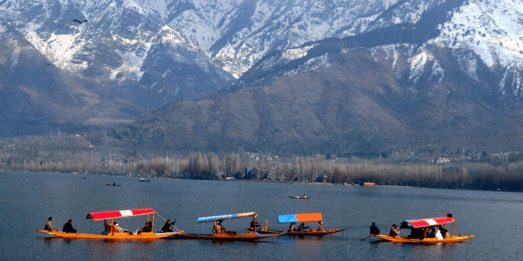 Best holiday Destinations In India-Jammu and Kashmir