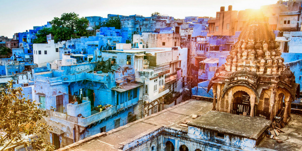 Best holiday Destinations In India-Jodhpur