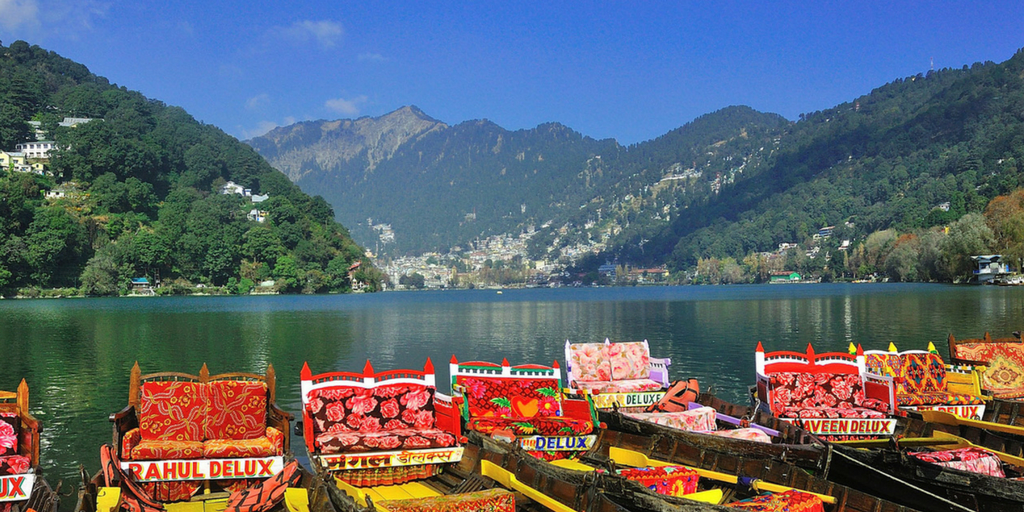 Best holiday Destinations In India-Nainital