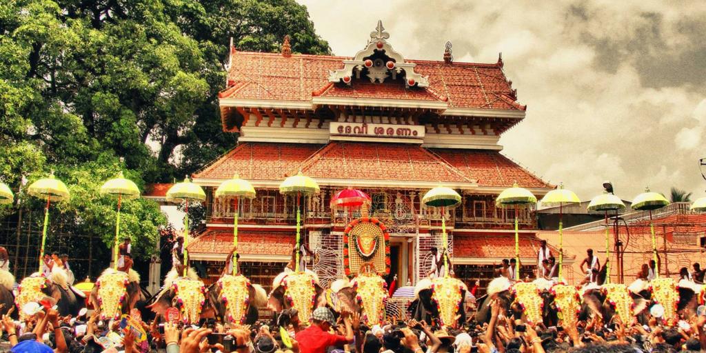 Best holiday Destinations In India-Thrissur