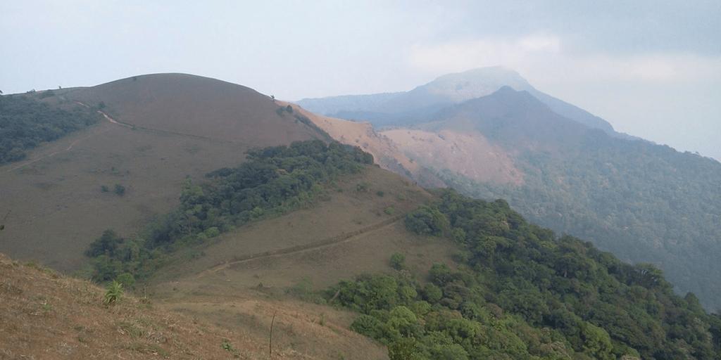 Trekking Destinations in Coorg-Chomkund