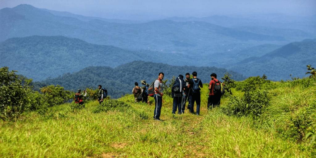 Popular Spots for Adventure Trekking in Coorg-Galibeedu peak