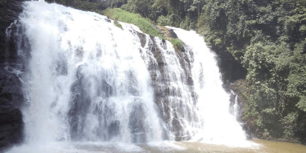 Trekking Destinations in Coorg-Kabbe hills chelavara waterfalls