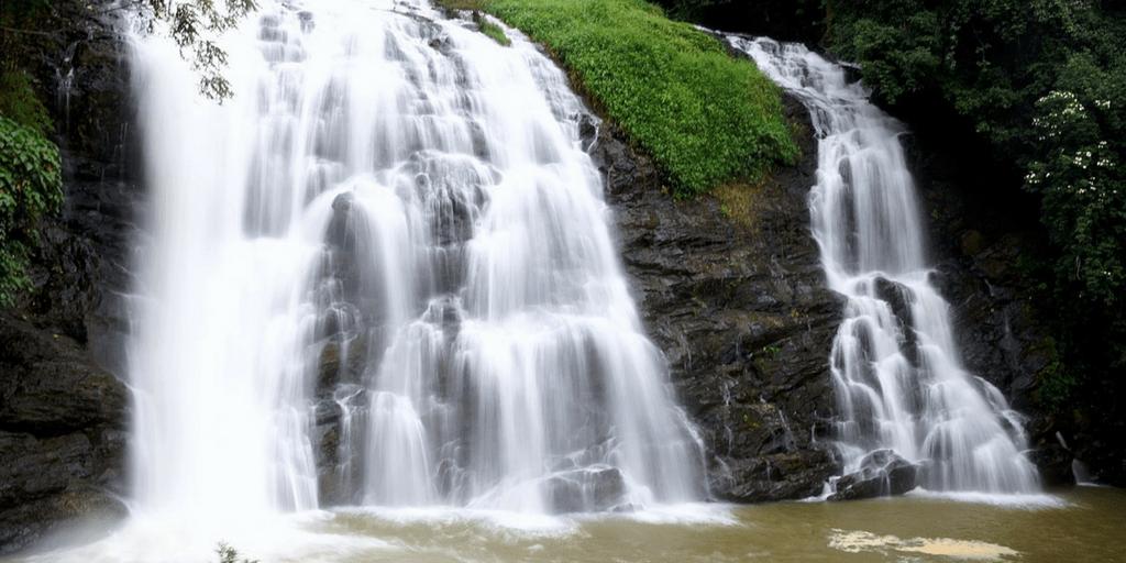 Trekking Destinations in Coorg-Abbey Falls