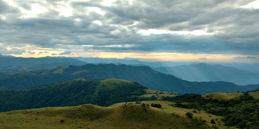 Trekking Destinations in Coorg-Mandalpatti