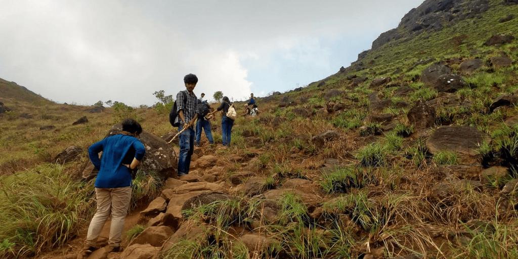 Trekking Destinations in Coorg-Tadiandamol
