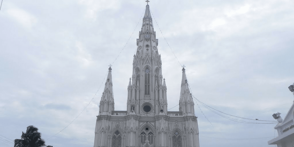Tourist places in Kerala-Bible tower