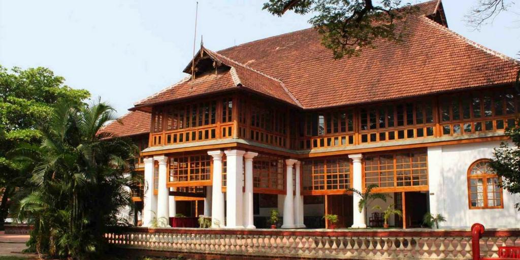 Tourist places in Kerala-Hill palace kochi