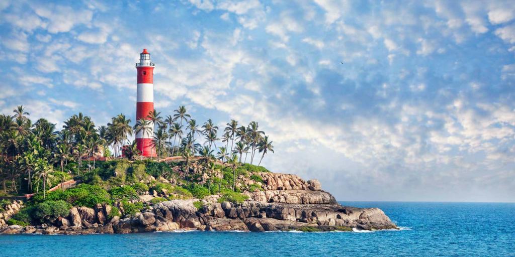 Tourist places in Kerala-Kovalam