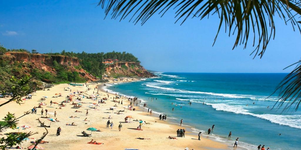 Tourist places in Kerala-varkala