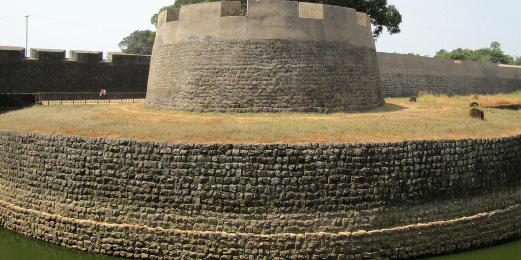 Tourist places in Kerala-Palakkad Fort