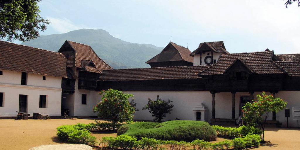 Tourist places in Kerala-Padmanabhapuram Palace