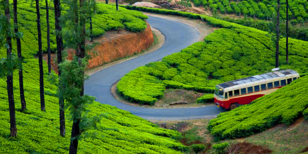 Tourist places in Kerala-Munnar