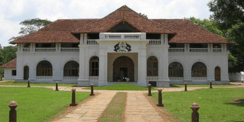 Tourist places in Kerala-Dutch Palace