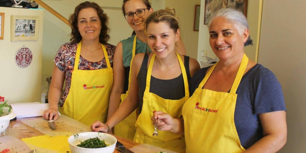 International Women's Day -cooking workshop