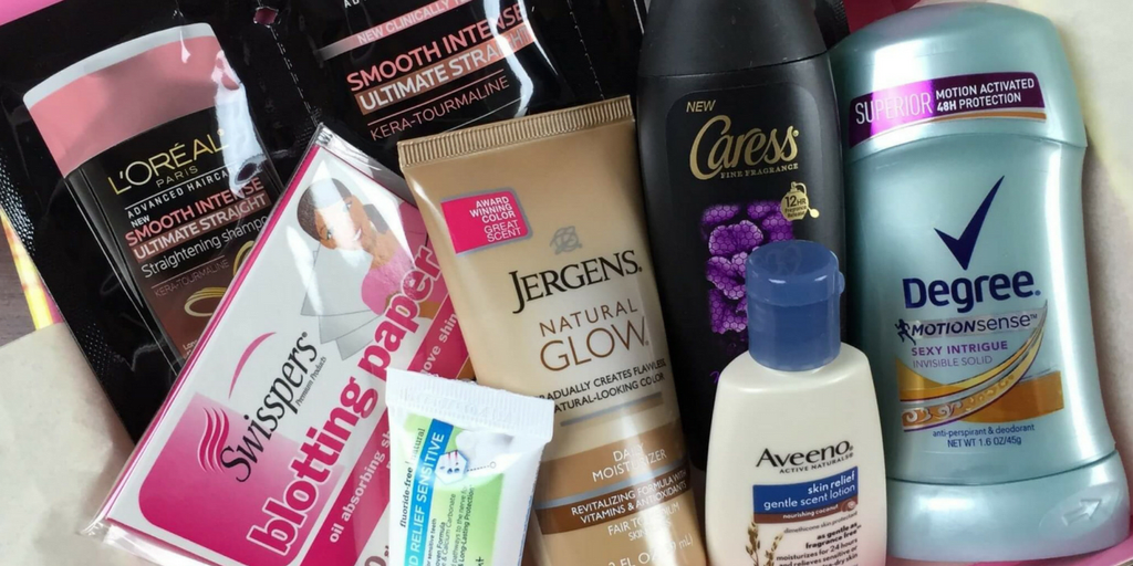 International Women's day -beauty Subscription boxes