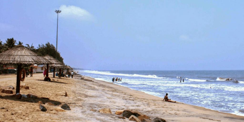 Places to visit near Kochi-Chavakkad beach