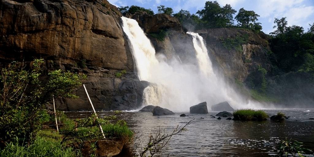 Tourist Places near Kochi-Athirappily waterfall